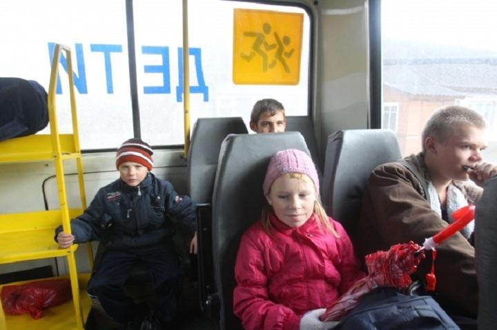 Генпрокуратура Татарстана выявила, что детей морозили в ученическом автобусе