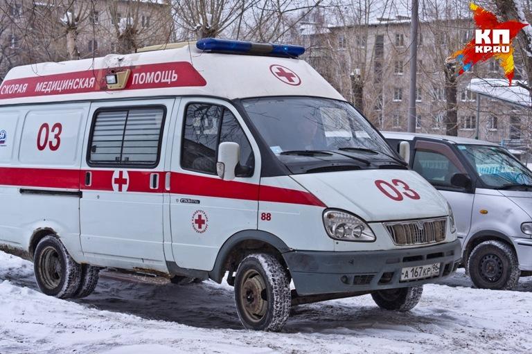 7-летний екатеринбуржец получил вДТП травму позвоночника Сегодня в19:34