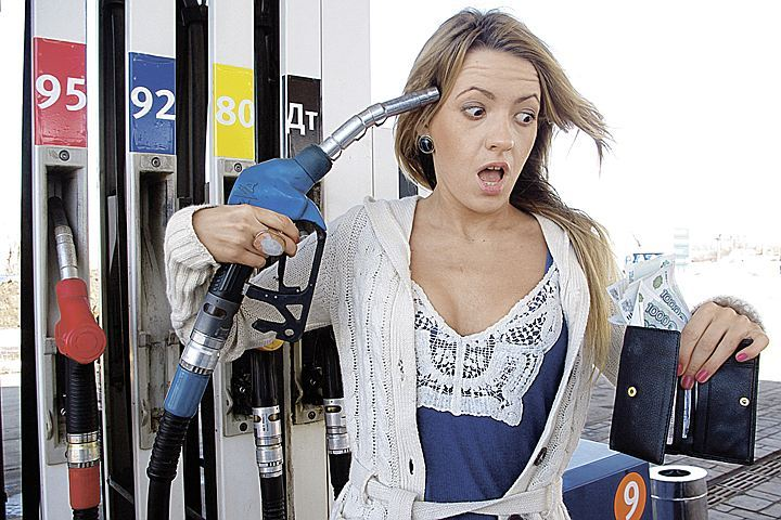 Цены набензин в Российской Федерации занеделю увеличились на0,2%