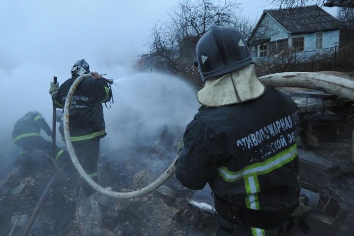 ВКалининградской области врезультате пожара погибли двое детей