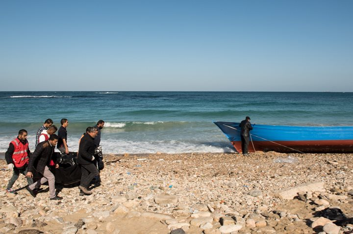 ВСредиземном море спасли около 750 мигрантов