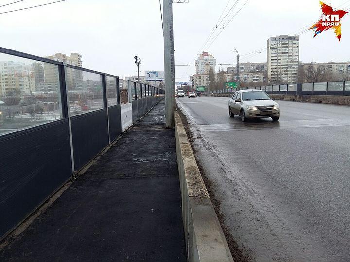 Взрыв наКомсомольском путепроводе вВолгограде: двое пострадавших