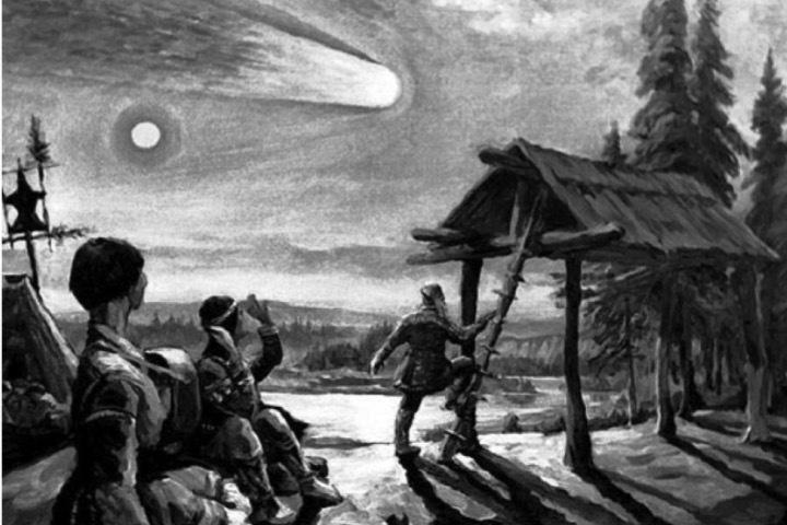 Русские ученые опровергли вымысел оТунгусском метеорите