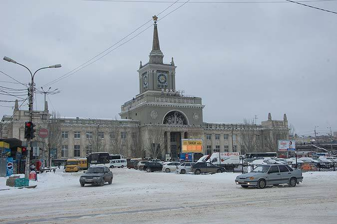 Проект реконструкции вокзала «Волгоград-1» одобрила Главгосэкспертиза