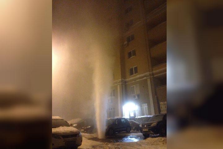 ВУфе восстановили тепло вдомах, оставшихся без отопления из-за фонтана