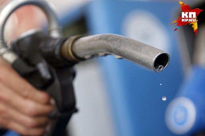 Иркутск стал вторым среди городов Сибири поцене бензина