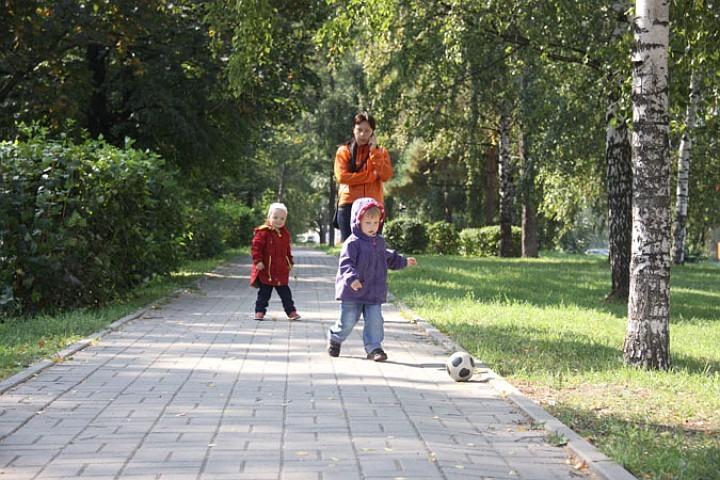 Граждан Казани приглашают обсудить благоустройство детского парка поул.Сыртлановой