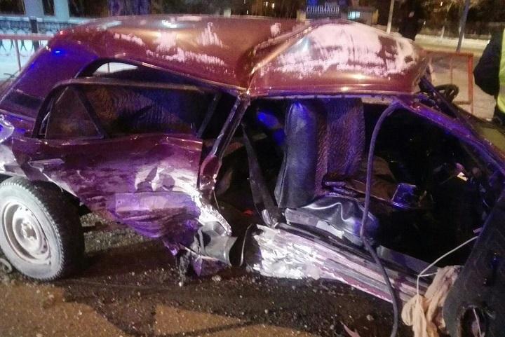 Вечером вВорошиловском районе случилось серьезное ДТП— есть пострадавшие
