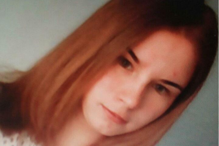 ВКрасноярске разыскивается 17-летняя Надежда Иванова