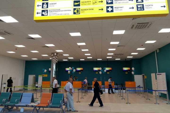 ВВолгограде изменят схемы подъезда каэропорту
