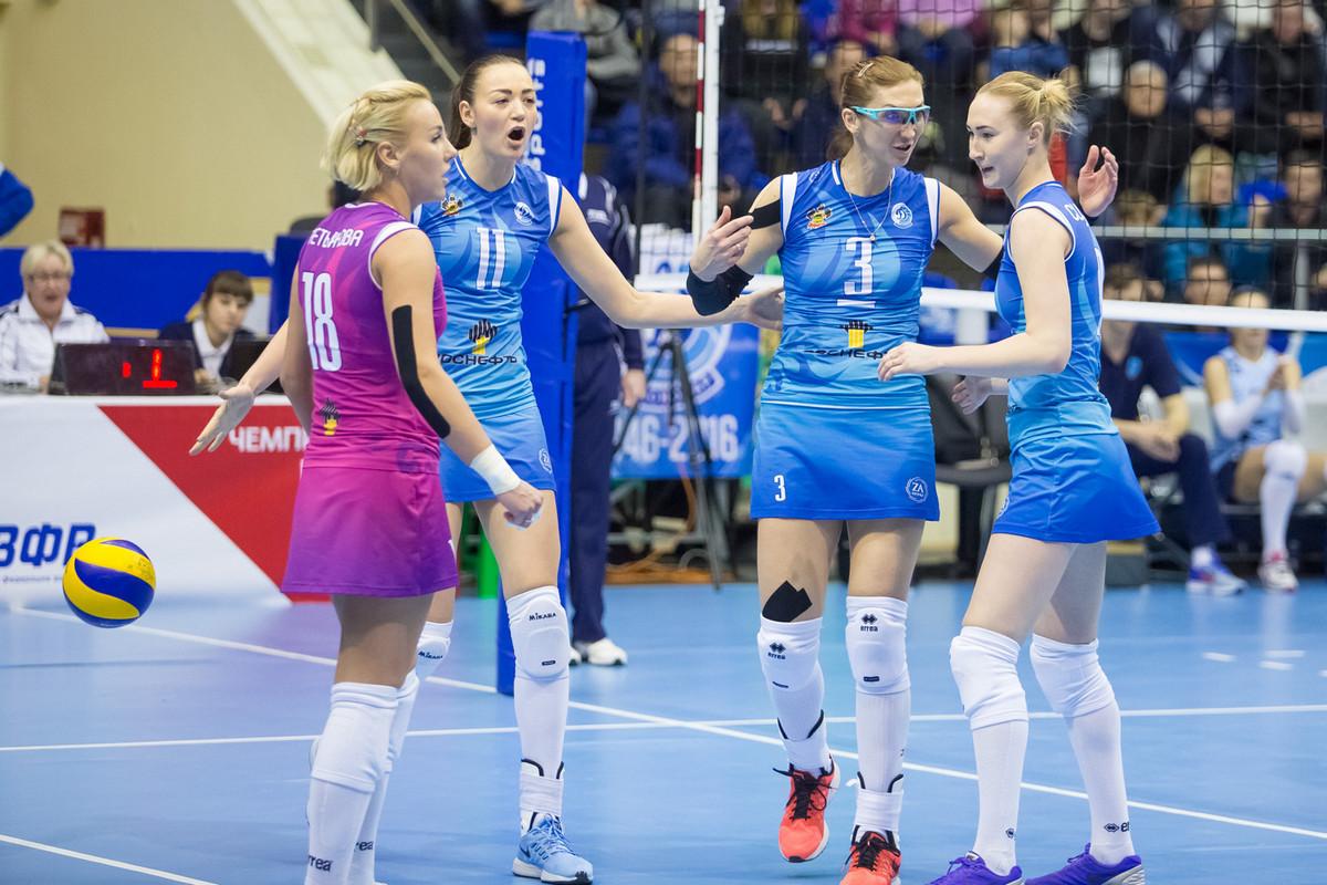Руководитель Федерации волейбола Краснодарского края встретился сигроками «Динамо»