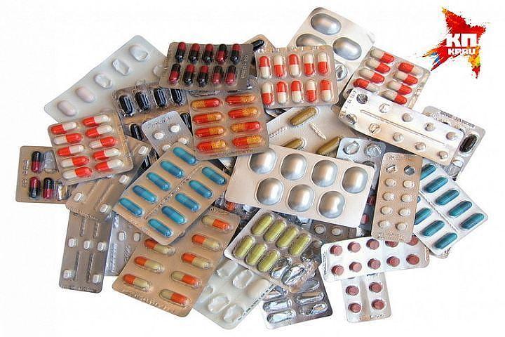 Задержаны злоумышленники, продававшие незарегистрированные лекарства в РФ