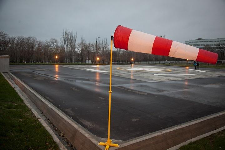 Наразвитие санитарной авиации Волгоградская область получила 121 млн руб.