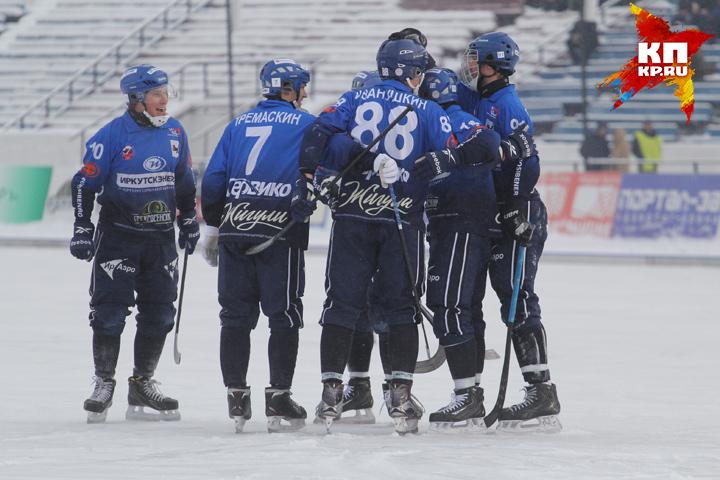 Хоккеисты «Байкал-Энергии» обыграли навыезде «Динамо-Казань»