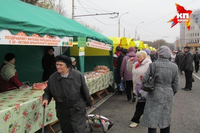 ВКазани введут дополнительные места для торговли с/х продукцией
