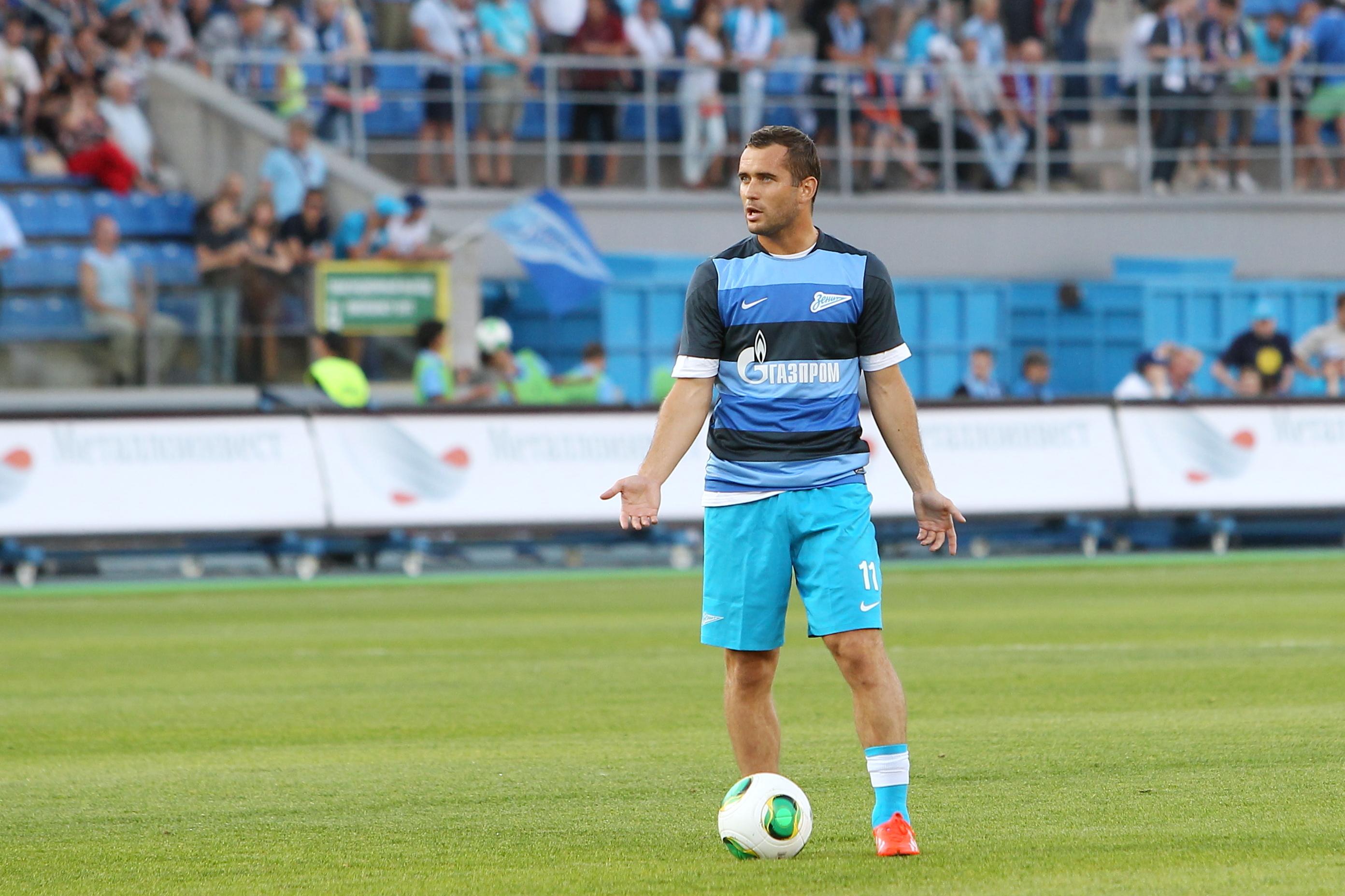 Михаил Кержаков продолжит карьеру в«Оренбурге»