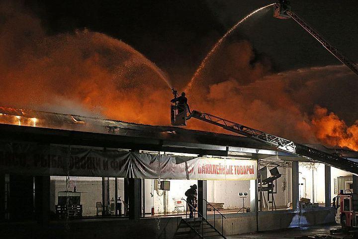 НаКубани ссамого начала года пожарные спасли 435 человек