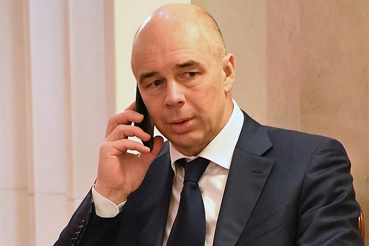 Силуанов выступил заповышение налога на ценное имущество