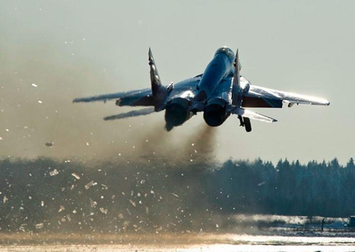 Новые Су-35С «уничтожили» самолеты противника внебе над Приморьем