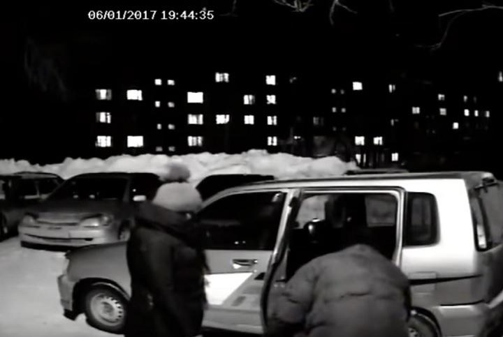 Женщина расплатилась украденными санками стаксистом