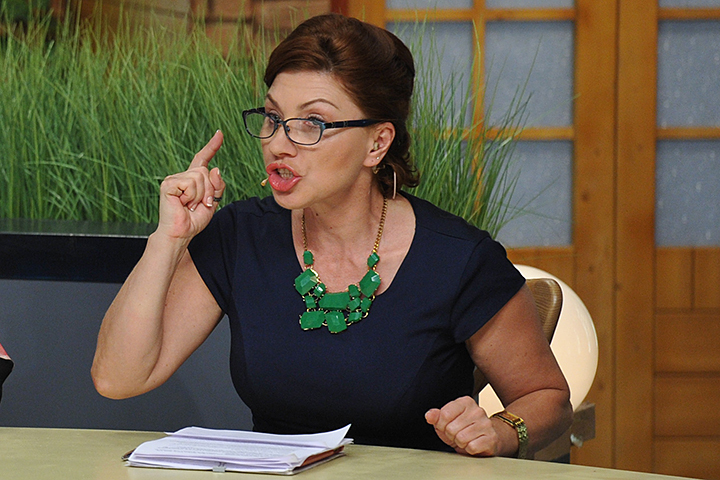 Анна Седокова еще неодин раз собралась рожать