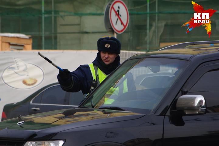 Водителей ожидают сплошные проверки