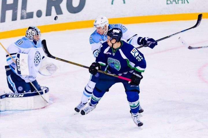 «Югра» обыграла «Сибирь» ипомогла «Салавату» выйти вплей-офф