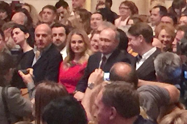 В.Путина впечатлил спектакль помотивам «Маленького принца»