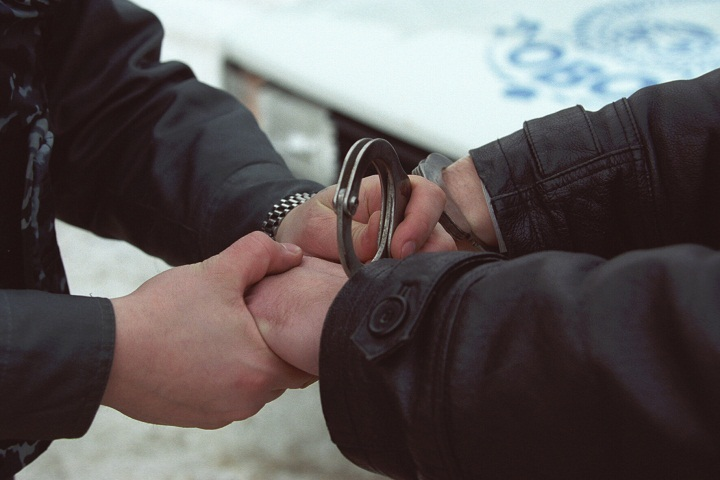 Двух жителей столицы задержали вИжевске при продаже 44 боеприпасов и2 пистолетов
