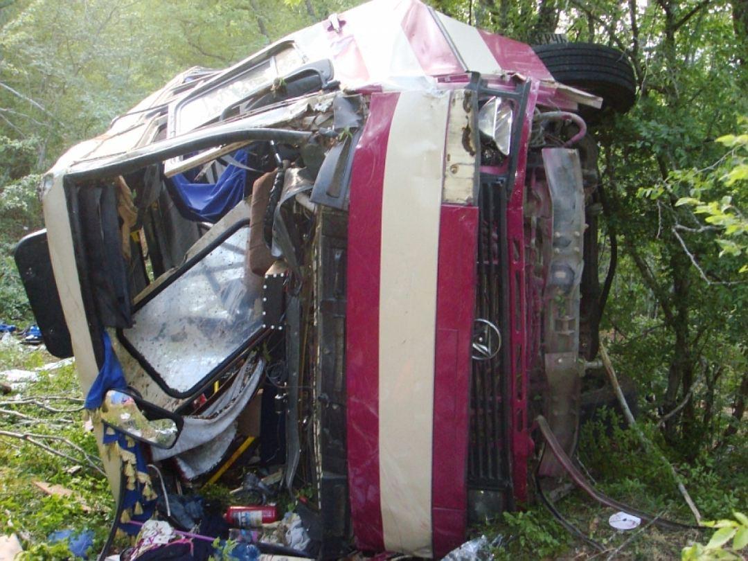 Окончено следствие пофакту смертоносного ДТП савтобусом под Судаком