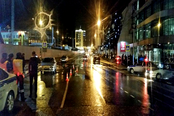 ВТуапсинском районе на«зебре» сбили 2-х девушек