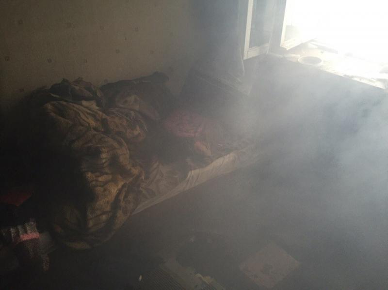 ВЯрославле впроцессе пожара умер молодой мужчина
