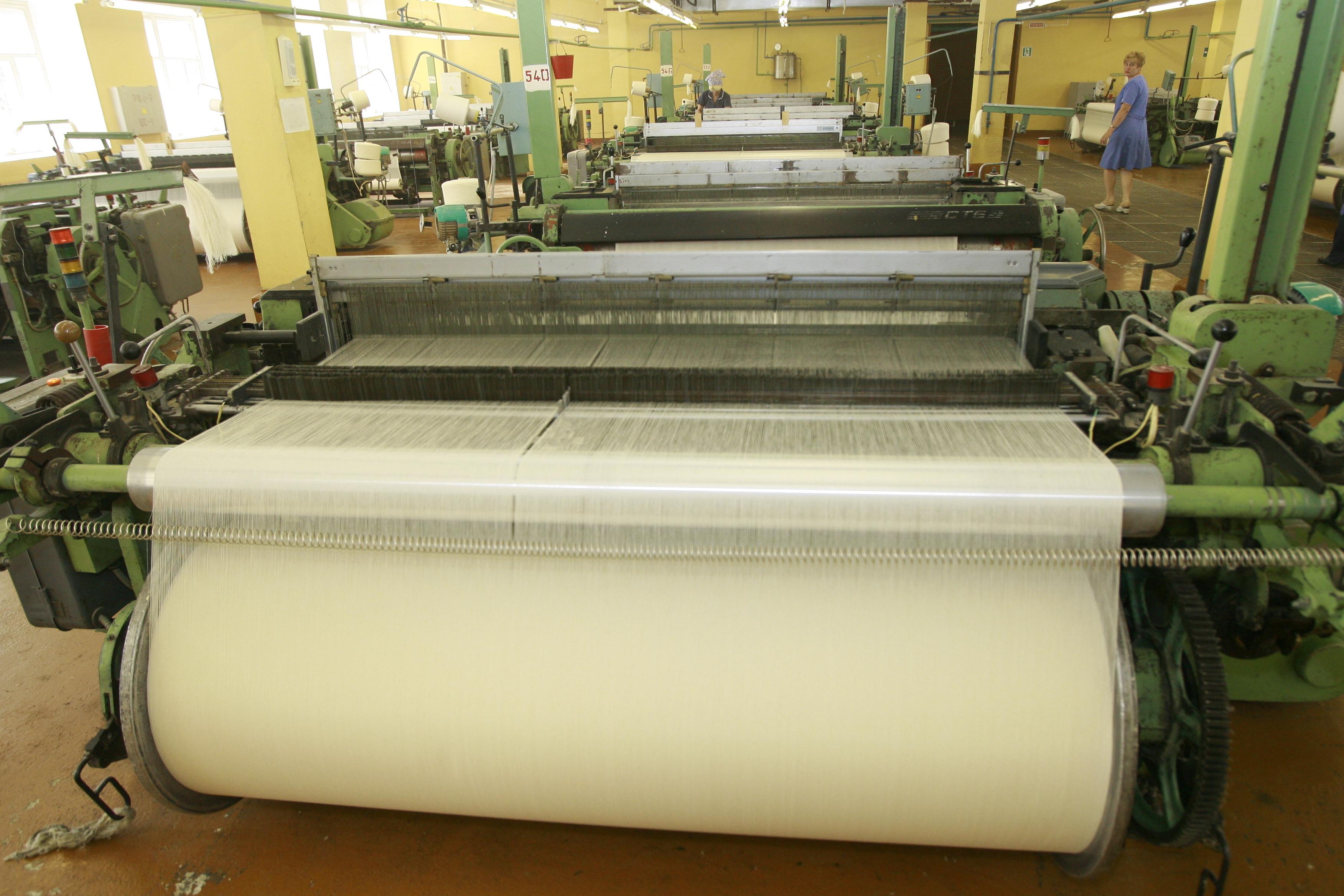 ВРостовской области построят фабрику текстиля для индустрии гостеприимства