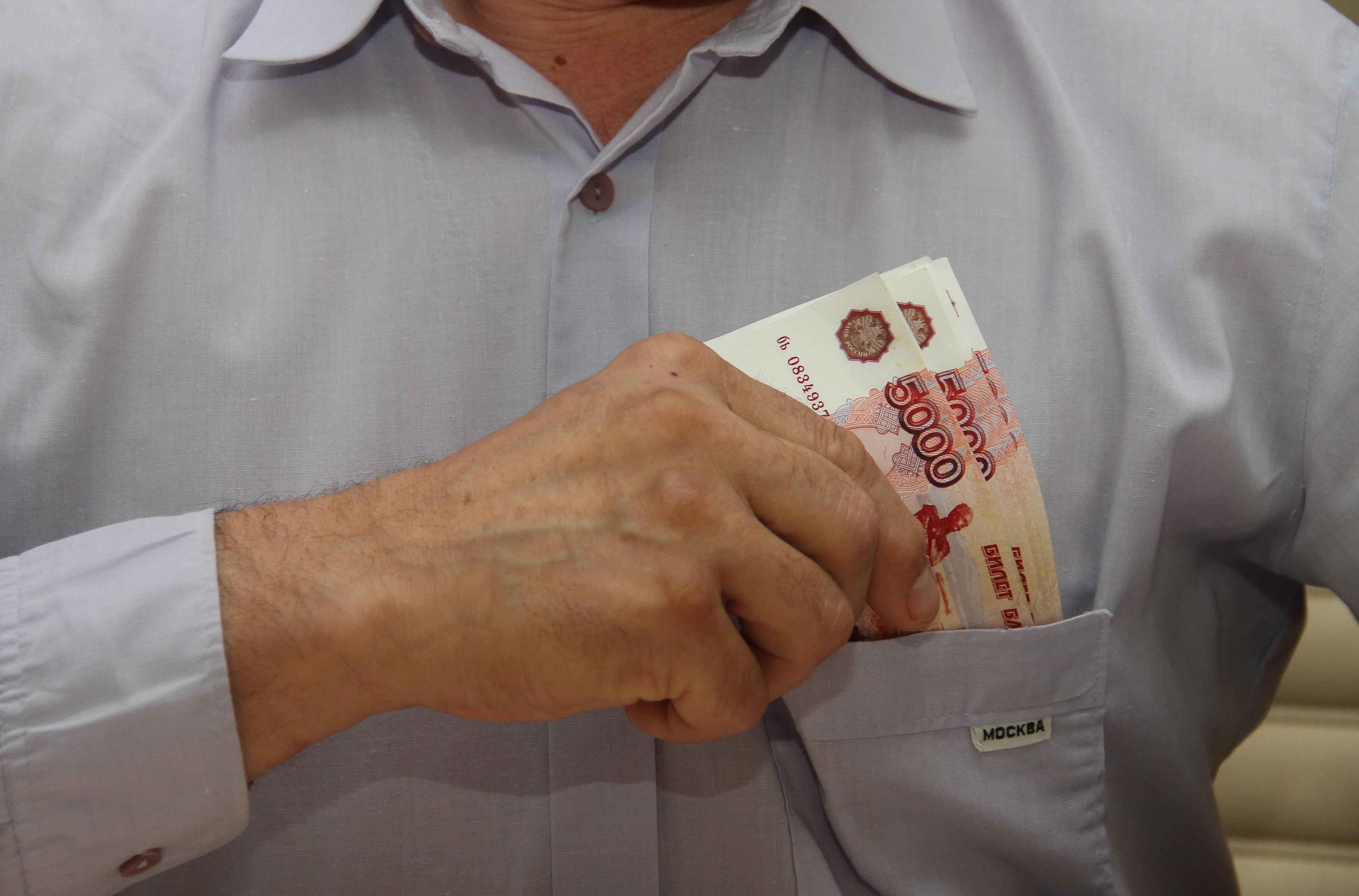 Вцентре Петербурга при передаче взятки задержано «доверенное лицо руководства» Жилкома