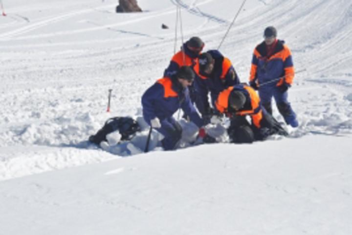 Число жертв под лавиной вКабардино-Балкарии возросло до4 человек