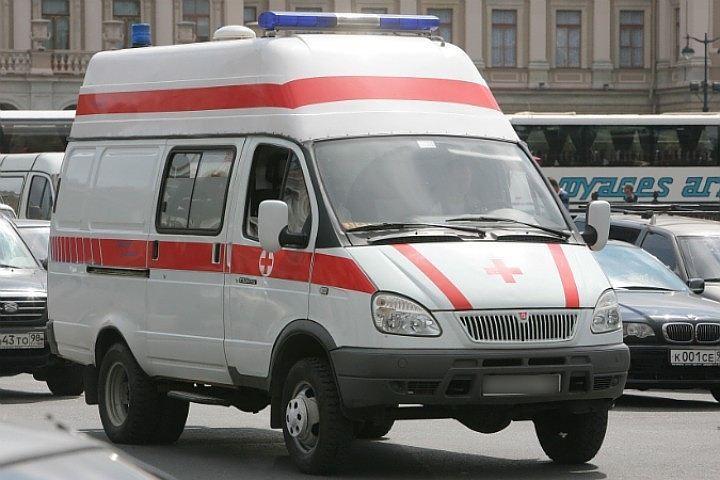 Мужчина умер при падении смоста Александра Невского вПетербурге