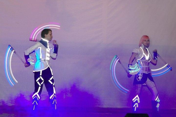 Иркутян приглашают насветодиодный фестиваль «Застывший свет»
