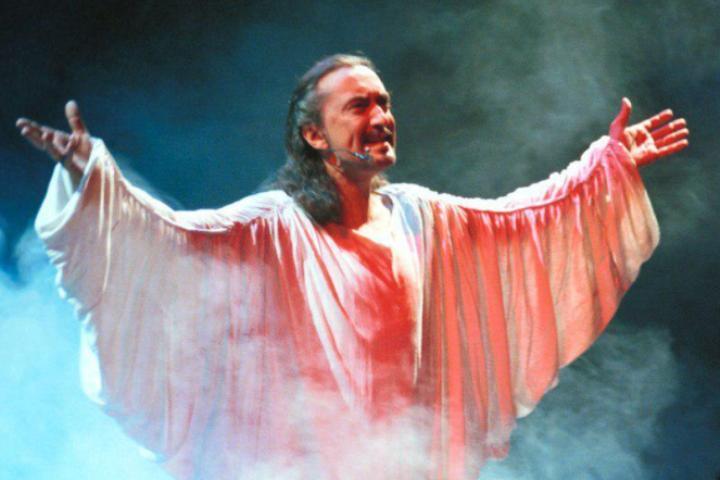 Скончался 1-ый русский исполнитель роли Иисуса Христа