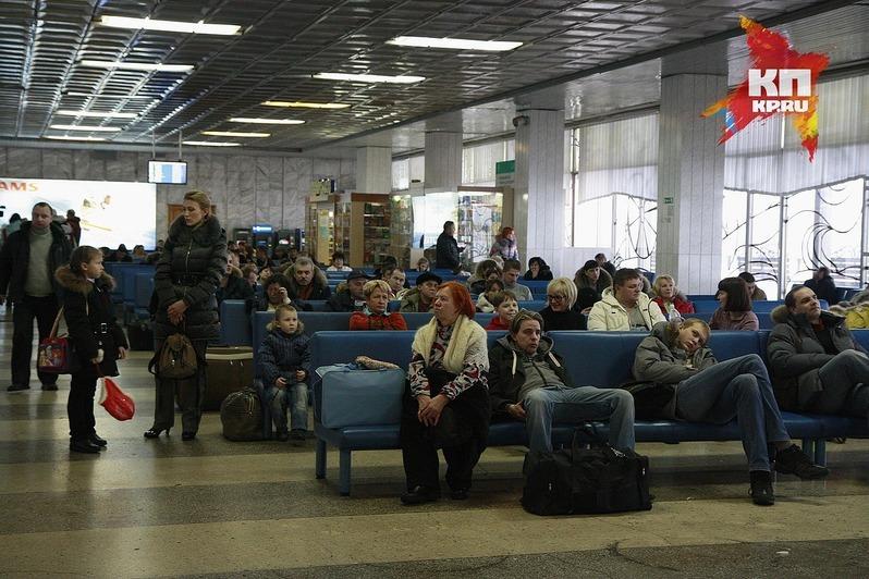 ВКрасноярск заходят «Саратовские авиалинии»