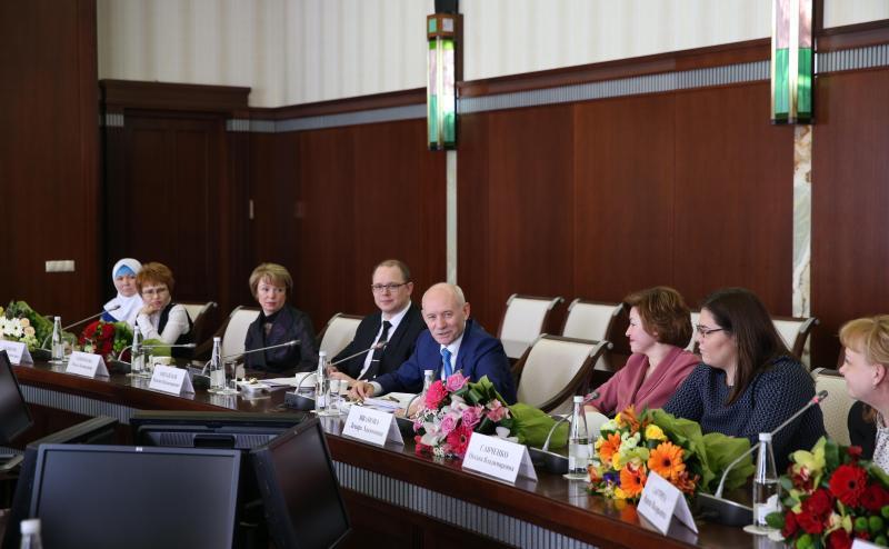 ВБашкирии хотят сделать министерство по задачам семьи