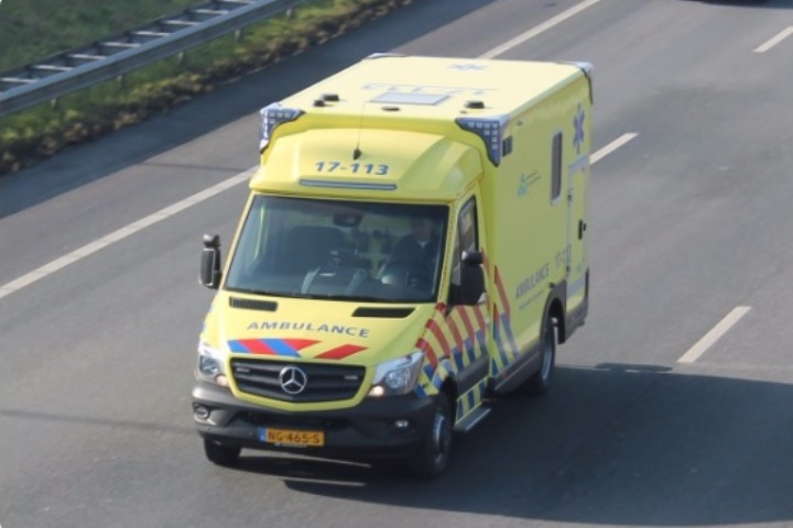 ВРоттердаме вжилом комплексе произошел взрыв