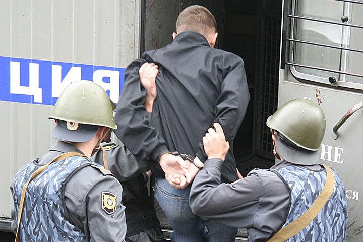 Воронежские полицейские задержали мужчину, который числился вфедеральном розыске