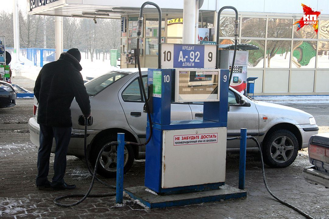 Цена автомобильного топлива в Республики Беларусь возросла на1 копейку