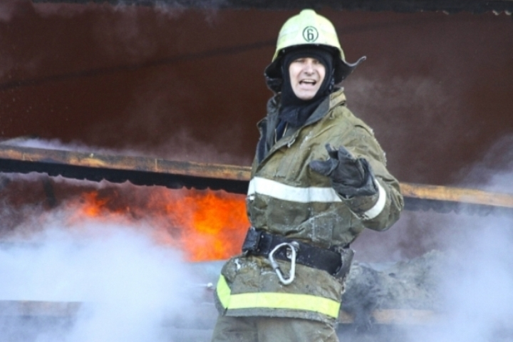 ВКраснодаре произошел пожар в личном доме