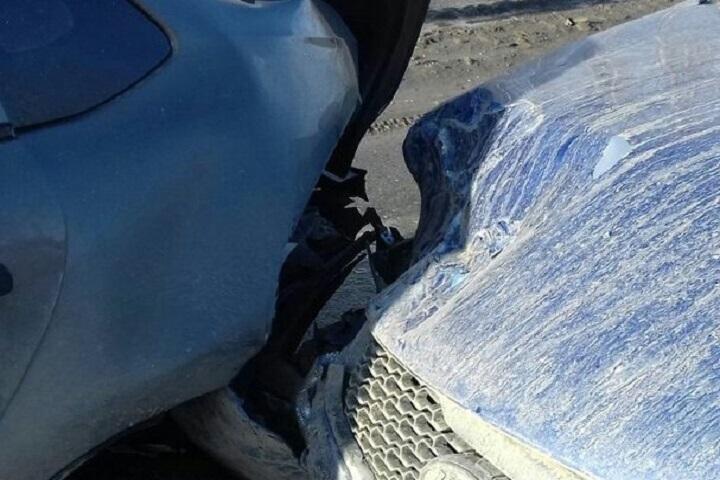 7-летняя девочка пострадала при столкновении 3-х авто вКазани
