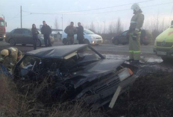 Ввоскресенье вДТП вЯрославле умер молодой мужчина