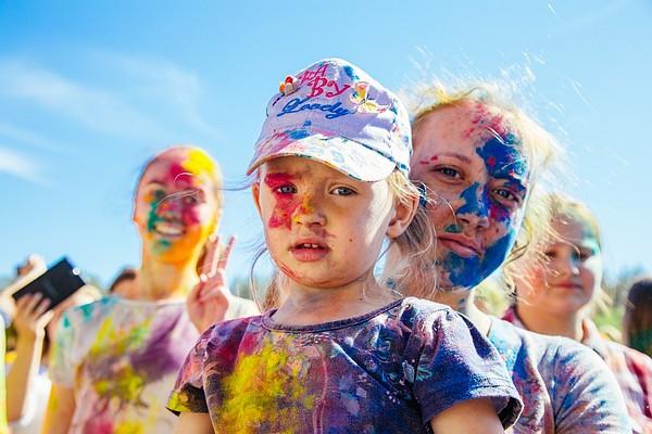 Когда будет фестиваль красок в перми 2018