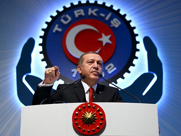 Эрдоган связан со всей этой историей с поддержкой ИГИЛа Фото: REUTERS