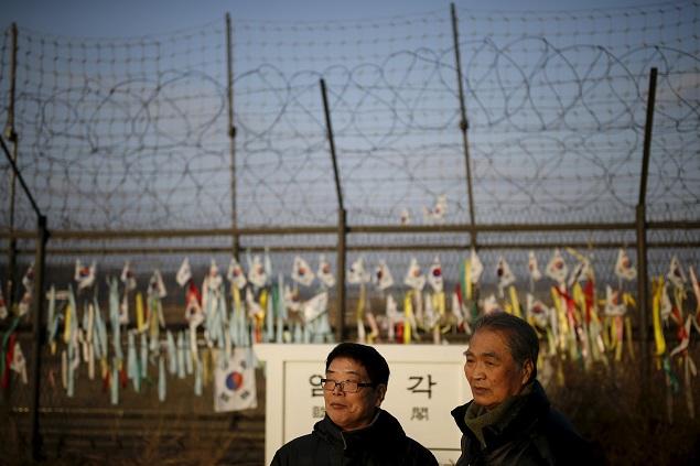 В мире продолжаются обсуждения сообщений Северной Кореи об испытаниях водородной бомбы Фото: REUTERS