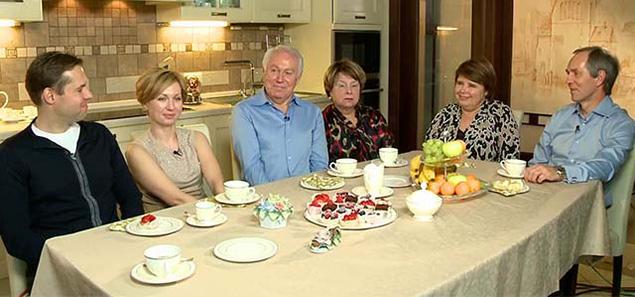 Ирина Володина, дочь известного советского телеведущего Евгения Кочергина Фото: скриншот с видео